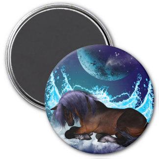 Fantastic horse magnet
