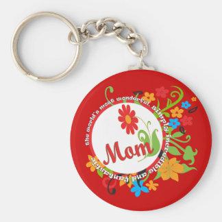 Fantastic Mom Keychain