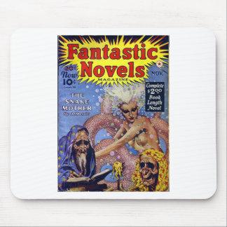 Fantastic Novels 2 Mouse Pad