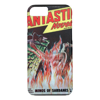 Fantastic Novels v03 n04 (1949-11.Popular)_Pulp Ar iPhone 7 Case