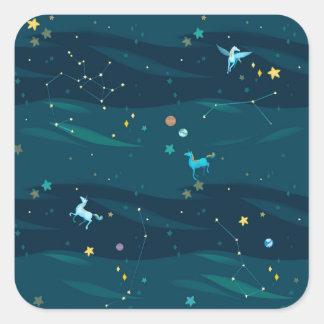 Fantastic Universe sticker