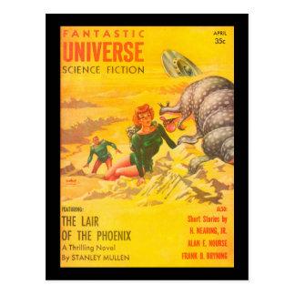 Fantastic Universe v05 n03 (1956-04.King-Size)Pulp Postcard