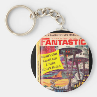 Fantastic v15 n05 (1966-05.Ultimate) (Gorgon776)_P Basic Round Button Keychain