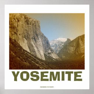Fantastic Yosemite Poster!