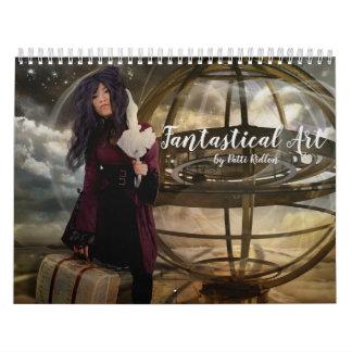 Fantastical and Magical Art Calendar