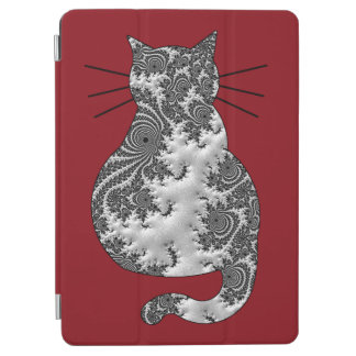 Fantasy 3 D Cat iPad Air Cover