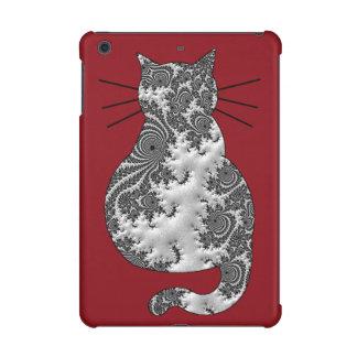 Fantasy 3 D Cat iPad Mini Cover
