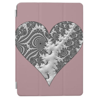 Fantasy 3 D Heart iPad Air Cover
