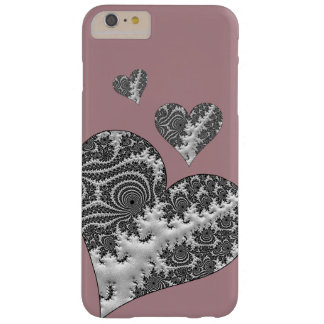 Fantasy 3 D Hearts Barely There iPhone 6 Plus Case