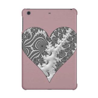 Fantasy 3 D Hearts iPad Mini Retina Case