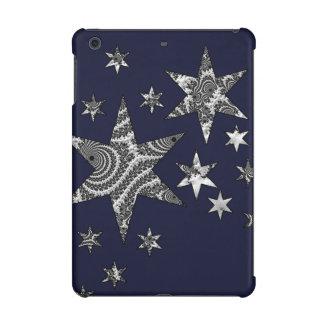 Fantasy 3 D Stars iPad Mini Cover