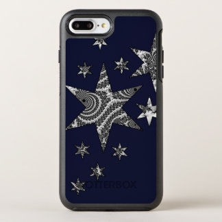 Fantasy 3 D Stars OtterBox Symmetry iPhone 8 Plus/7 Plus Case