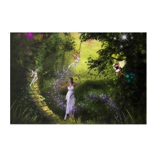 Fantasy Acrylic Print