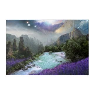 Fantasy Acrylic Wall Art