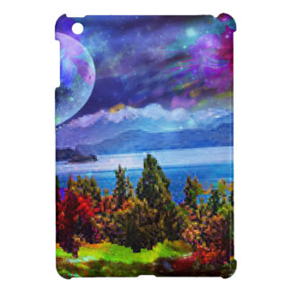 Fantasy and imagination live together case for the iPad mini