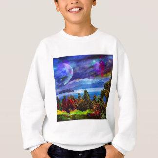 Fantasy and imagination live together sweatshirt