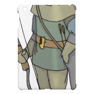 Fantasy Archer Man Bow Arrow iPad Mini Cover