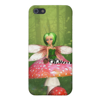 Fantasy Art i - Woodland Fairy  iPhone 5 Case