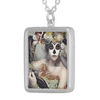 Fantasy Art Necklace by Artful Oasis