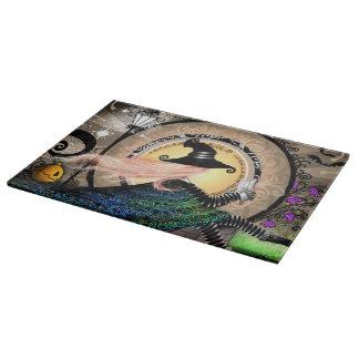 Fantasy art nouveau witch boards