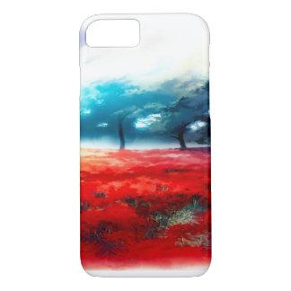 Fantasy Autumn Forest Airbrush Art iPhone iPhone 7 Case