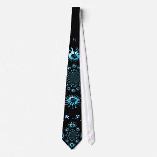 Fantasy Blue Tie