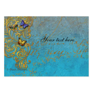 Fantasy Business Cards/Place Cards Large Business Card