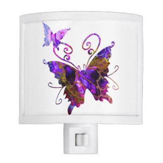 Fantasy Butterflies Nite Light