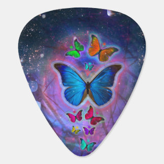 Fantasy Butterfly Guitar Pick