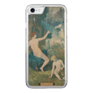 Fantasy by Pierre Puvis de Chavannes Carved iPhone 7 Case