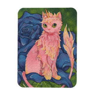 Fantasy Cats Oracle Affirmation - Beauty Magnet