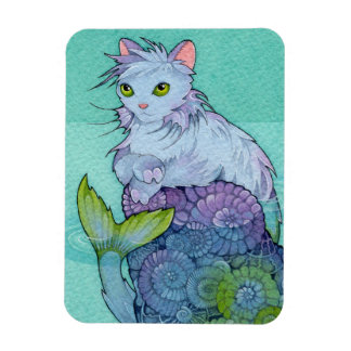 Fantasy Cats Oracle Affirmation - Permanence Magnet