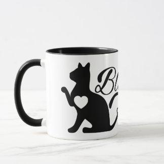 Fantasy Cats Oracle Bliss and Kittens Mug