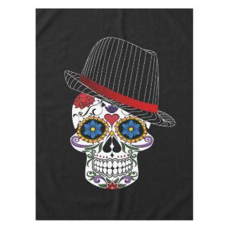 Fantasy Chic Skull Tablecloth