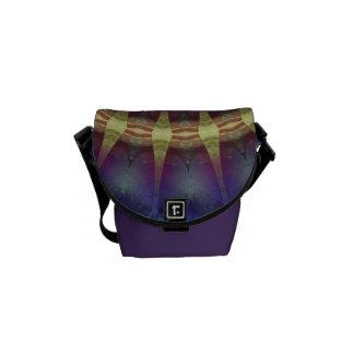 Fantasy Clam Commuter Bag