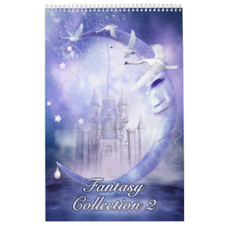Fantasy Collection 2 Calendar