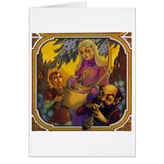Fantasy Concert Card