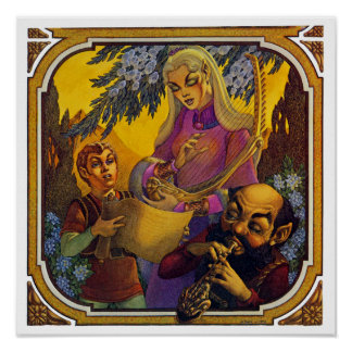 Fantasy Concert Print