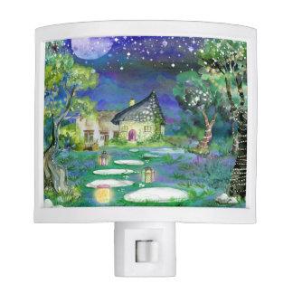 Fantasy Cottage Night Light