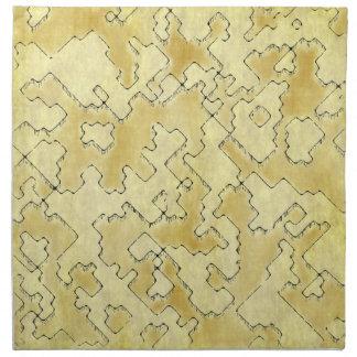 fantasy dungeon maps 1 napkin