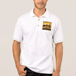 Fantasy Elephant Polo Shirt