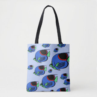 Fantasy Fish #3 Tote Bag