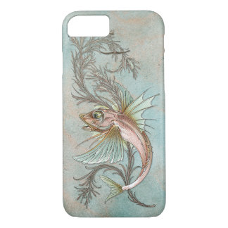 Fantasy Fish Art Nouveau iPhone 7 Case