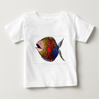 Fantasy Fish: Stain Baby T-Shirt