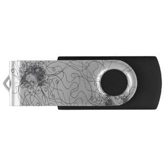 Fantasy Flower USB Flash Drive