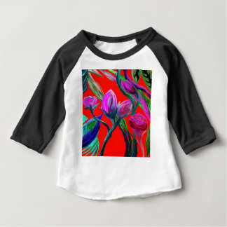 Fantasy Flowers Baby T-Shirt