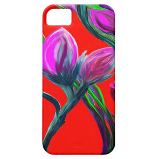 Fantasy Flowers iPhone 5 Covers