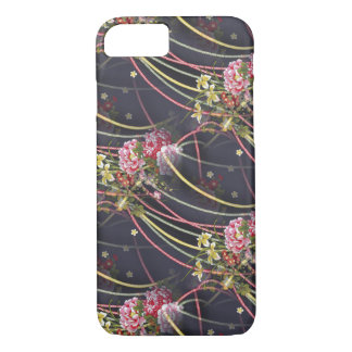Fantasy flowers iPhone 7 case
