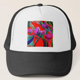 Fantasy Flowers Trucker Hat