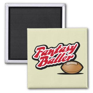 Fantasy Football Baller Magnet